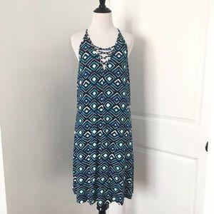 Tart Lace Up Dress